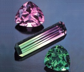 gemstone-pinkwatermelongreentourmaline