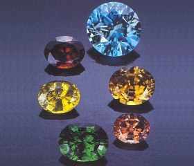 gemstone-zircons